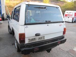 NISSAN  Patrol DEL 1986 3246cc.