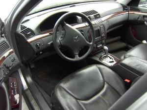 MERCEDES-BENZ  S 500 DEL 2002 4966cc. 4966