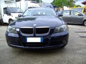 BMW  320 DEL 2007 1996cc. 1996 D