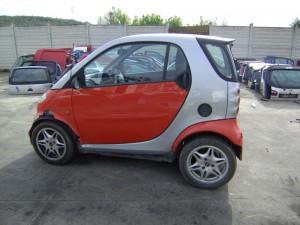 SMART  ForTwo DEL 2000 599cc. 599