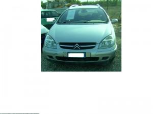 CITROEN  C5 DEL 2003 2000cc. 2000 hdi