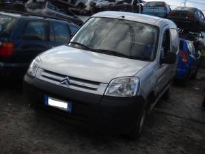 CITROEN  Berlingo DEL 2003 1997cc. 2.0 HDI