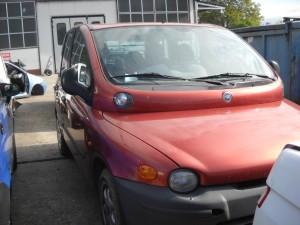 FIAT  Multipla DEL 2002 1910cc. 1.9 JTD 110