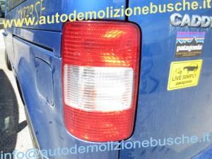 VOLKSWAGEN  Caddy DEL 2005 1896cc.
