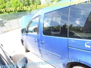 VOLKSWAGEN  Caddy DEL 2005 1896cc. TDI