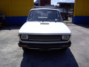 FIAT  127 DEL 1982 903cc.