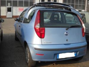 FIAT  Punto DEL 2003 1248cc. 1.3 MULTIJET