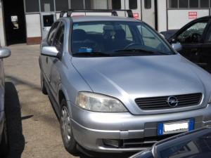 OPEL  Astra DEL 2001 1686cc. 1.7 TD
