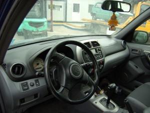 TOYOTA  RAV 4 DEL 2003 2000cc. 2000