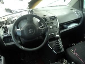 SUZUKI  SPLASH DEL 2014 996cc.