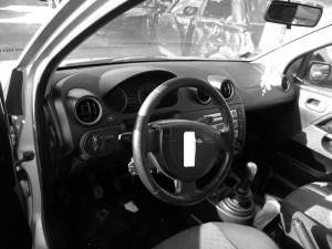 FORD  Fiesta DEL 2004 1399cc. 1400 TDCI