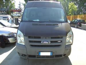 FORD  Transit DEL 2007 2400cc.