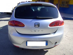 SEAT  Leon DEL 2007 1896cc.