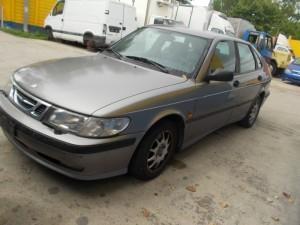 SAAB  9-3 DEL 2005 2200cc. 2200 TID
