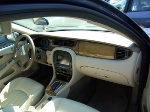 JAGUAR  X-Type DEL 2008 2500cc. v6