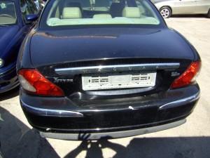 JAGUAR  X-Type DEL 2005 2000cc.