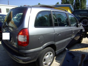 OPEL  Zafira DEL 2000 1598cc.