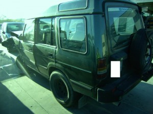 LAND ROVER  Discovery DEL 1996 2495cc.