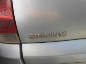 OPEL  Signum DEL 2004 1998cc.
