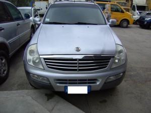 SSANG YONG  REXTON DEL 2005 2696cc. 2696