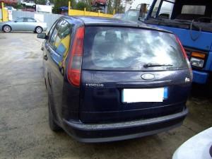FORD  Focus DEL 2006 1686cc. 1686 TDCI