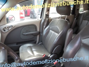 CHRYSLER  PT Cruiser DEL 2001 2000cc.
