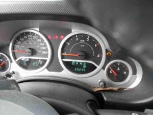 JEEP  Wrangler DEL 2010 2777cc. 2777