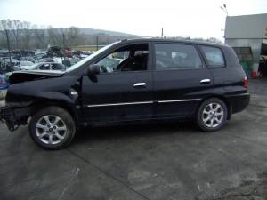 KIA  Carens DEL 2003 2000cc. 2000 CRDI