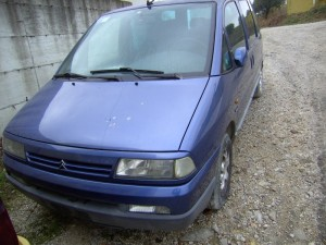 CITROEN  Evasion DEL 1995 1900cc. TD