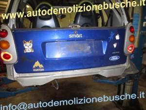 SMART  Passion DEL 1999 600cc.