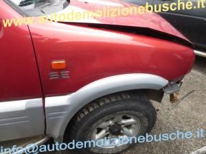 NISSAN  Terrano II DEL 1999 2668cc.