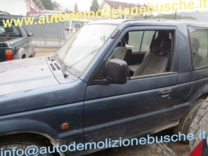MITSUBISHI  Pajero DEL 1994 2477cc. TD