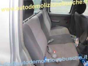 NISSAN  Navara DEL 2002 2494cc. CDI