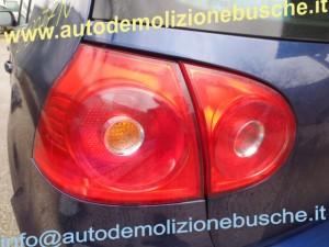 VOLKSWAGEN  GOLF 5 DEL 2005 1968cc. TDI