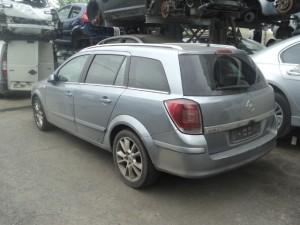 OPEL  Astra DEL 2004 1686cc.