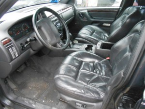JEEP  Grand Cherokee DEL 2000 3124cc. diesel
