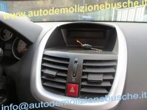 PEUGEOT  206 DEL 2010 1124cc.