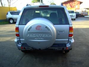 OPEL  Frontera DEL 2001 2200cc. 2.2CC dth