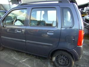OPEL  Agila DEL 2006 1000cc.