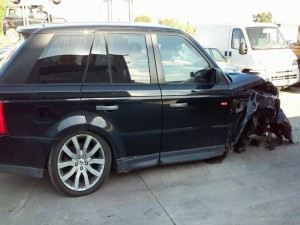 LAND ROVER  Range Rover Sport DEL 2008 2700cc. SPORT HSE