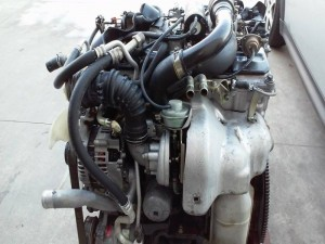 NISSAN  PATROL cc 3000 Di-D DEL 2001 3000cc.