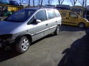 OPEL  Zafira DEL 2002 2000cc.