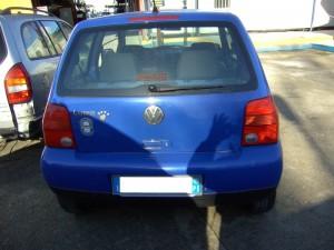VOLKSWAGEN  Lupo DEL 2000 1000cc.