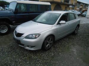 MAZDA  3 DEL 2004 1560cc.
