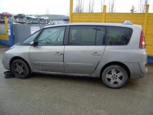 RENAULT  Espace DEL 2005 2188cc.