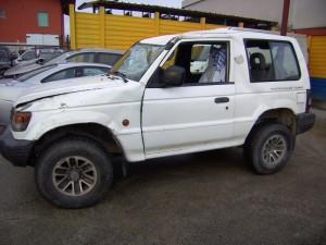MITSUBISHI  Pajero DEL 1999 2477cc.