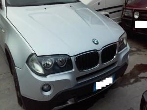 BMW  X3 DEL 2006 1995cc. 2000 D