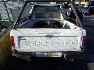VOLKSWAGEN  Caddy DEL 1988 1600cc.