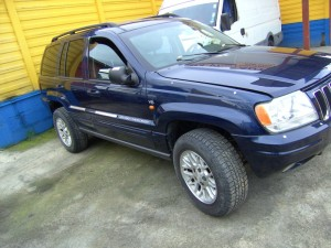 JEEP  Grand Cherokee DEL 2006 2700cc.