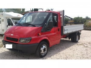 FORD  Transit DEL 2008 2400cc. 2400 dci